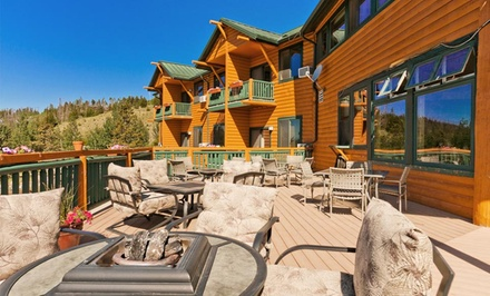 Stay at Gateway Inn in Grand Lake, CO. Dates Available into June.