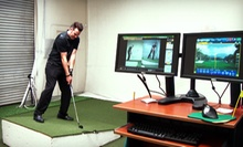 Golf-Swing Analysis with Optional One or Two Lessons at Golf Swing Prescription (Up to 66% Off)