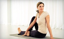 $35 for Five Yoga Classes at Heart and Soul of Yoga ($70 Value)