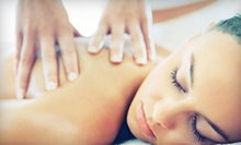 60-Minute Swedish or Deep-Tissue Massage, or 60-Minute Massage with Body Wrap at LaRosa Massage Therapy (Up to 55% Off)