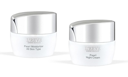 L'Reve Pearl Moisturizer and Night Cream