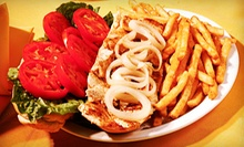 Cuban Food at Palomilla Grill (Half Off). Two Options Available.