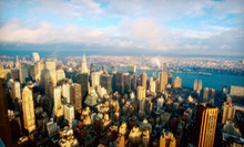 Discovery Flight for One or New York Sightseeing Flight for Two or Three from NYC Air Service (Up to 53% Off)