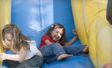 $20 for Five Pop-In Play Sessions at Pump It Up ($40 Value)
