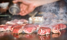 $12 for $30 Worth of Hibachi Dinner Cuisine at Fujiyama Steak House of Japan