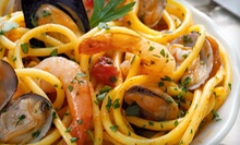 Italian Food for Two or Four at Volare Revere (Half Off). Four Options Available.