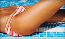 One, Two, or Three Brazilian Waxes at Hair We Love Salon (Up to 71% Off)