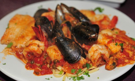 Sicilian Dinner or Lunch Cuisine at Stefano's Trattoria (Up to 40% Off). Three Options Available.