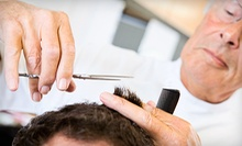 One or Three Mens Haircuts at Joes Barber Shop (Half Off)