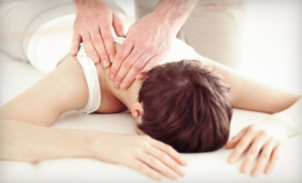 One or Three Shiatsu or Thai-Yoga Massages with Consultation at Massage and Yoga Therapy (Up to 53% Off)