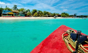 3- Or 4-night All-inclusive Stay For Two At Legends Beach Resort In Negril, Jamaica. Includes Taxes And Fees.