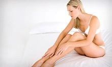 Six Laser Hair-Removal Sessions at Yonge Eglinton Laser Eye & Cosmetic Centre (Up to 87% Off). Three Options Available.