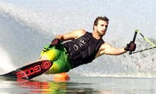 Waterskiing or Wakeboarding Lesson for One or Two at Florida Ski School (Up to 59% Off)