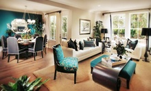 Design, Redecorating, and Personal Shopping Services from Lauren Makk Interiors (Up to 78% Off). Two Options Available.