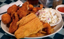 $8 for $16 Worth of Seafood at Shrimp Galley