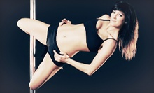 Five Pole-Dancing Classes or One or Three Months of Unlimited Classes at Star Pole Fitness (Up to 55% Off)