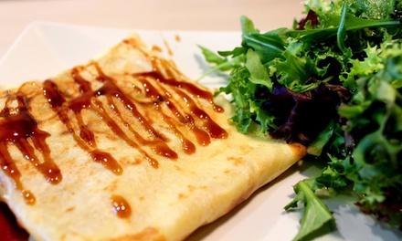 Menu para duas pessoas de almoço ou jantar desde 16,90 € no Glup Glup (desconto até 67%)