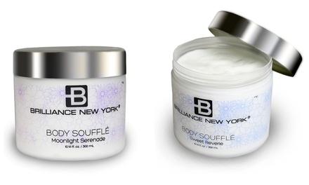 Brilliance New York Body Soufflé Body Butter; 300mL