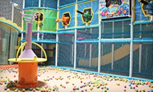 5 or 10 All-Age Play Passes at Seascape Kids Fun (Up to 53% Off)