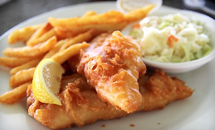 $15 for $30 Worth of English Food and Drinks at Chequers of La Grange