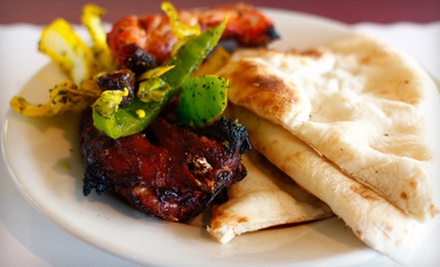 $10 for $25 Worth of Indian Cuisine at Shikara