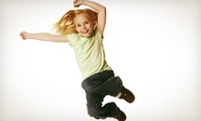 $35 for Two Kids' Summer Classes and a Family Membership at The Little Gym of Chattanooga ($76 Value)