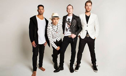 O-Town at Hard Rock Live Orlando on August 17 at 8 p.m. (Up to 50% Off)