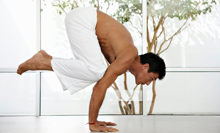 5 or 10 Bikram Yoga Classes at Pure Om Hot Yoga (Up to 61% Off)
