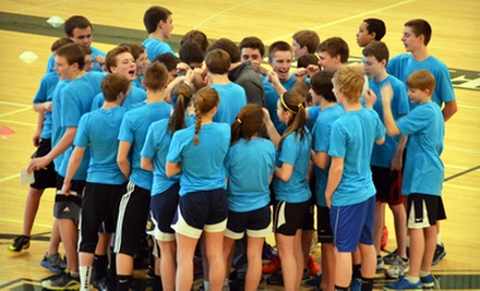 $35 for Three-Hour Sport-Psychology Camp from Zonifi ($75 Value)