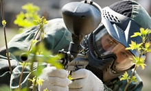 All-Day Paintball Outing for Two, Four, or Eight at Survival Game of Texas (Up to 51% Off) 