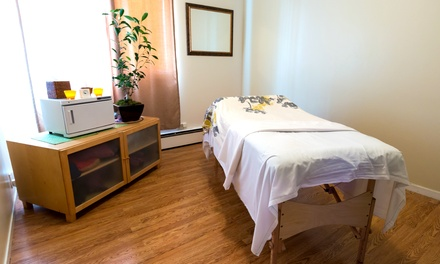 60-Minute Advanced Bodywork Massage or Couples Massage at Atlas Massage Center (Up to 50% Off)
