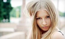 Haircut, Blow-Dry, and Style with Optional Partial or Full Highlights at Beaux Cheveux by Jennifer (Up to 56% Off)