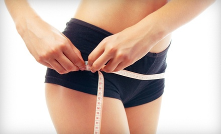 Six or Nine Ultrasonic-Cavitation Body-Sculpting Treatments at Lose It Right (Up to 95% Off)