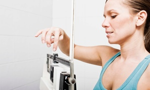 Two-, Four-, Or Six-week Weight-loss Program At Easy Fitness (up To 81% Off)