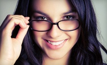 $39.99 for a Complete Eye Exam and $100 Off a Full Set of Frames and Lenses at Real Eyes on Atlantic Avenue ($254 Value)