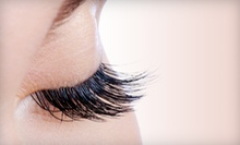 One Set of Eyelash Extensions with Optional Touchup Fill at Beauty Fetish (Up to 78% Off)