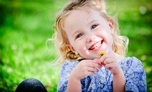 Photo Shoots with Prints or New Mommy Package from Julio Vilar Photography (Up to 72% Off). Four Options Available.