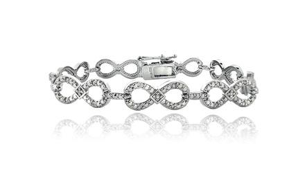 1/4-CTTW Diamond Bracelet