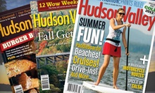 "One- or Two-Year Subscription to ""Hudson Valley"" Magazine (Up to 53% Off)"