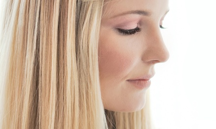 $131 for a Natural Keratin Smoothing Treatment at Salon Aura ($300 Value)