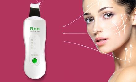Dispositivo com sistema dermoabrasão ultrassónico Rea por 49,90 €