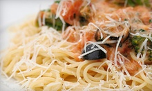 $15 for $30 Worth of Italian Food at Bacco Wine Cafe