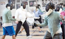 4, 8, or 12 One-Hour Introductory Lessons at Royal Arts Fencing Academy (68% Off)