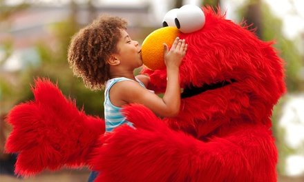 $34 for Admission for One to Sesame Place ($67.41 Value)