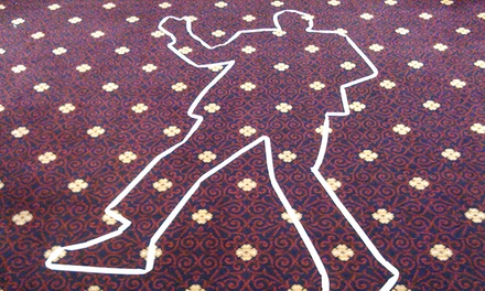 VIP Tickets to Murder Mystery Dinner Theater with Wine at The Dinner Detective Fort Collins (Up to 42% Off)