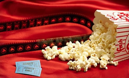 $13 for a Movie Outing for Two with One Large Popcorn at Roxy Stadium 14 in Santa Rosa (Up to $26.75 Value)