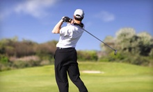 Weekday or Weekend 18 Holes of Golf for Two at Elm Creek Golf Course (Up to Half Off)