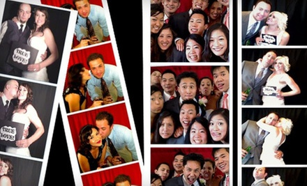 Two- or Four-Hour Photo-Booth Rental Valid Monday–Thursday or Friday–Sunday from Spotlight Parties (Up to 52% Off)