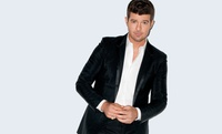 Robin Thicke Vegas Trip with Concert and Airfare