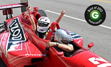 IndyCar Tour Package for Two or Four at The Dallara IndyCar Factory (Up to 54% Off)